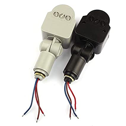 Webla - Sensor de infrarrojos para proyector de infrarrojos (85-265 V, detector