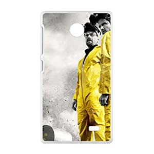 JIANADA Breaking Bad Cell Phone Case for Nokia Lumia X
