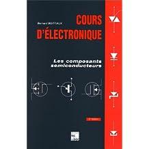 Cours Electronique.composants Semiconduc.2e Ed.