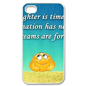 Laughter is timeless CUSTOM Phone Case for iPhone 5/5s LMc-71186 at LaiMc