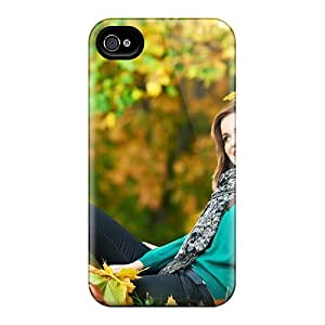 For NRcrMgC3693MgPoK People Entertainment And Recreation Meeting Autumn Protective Case Cover Skin/iphone 4/4s Case Cover