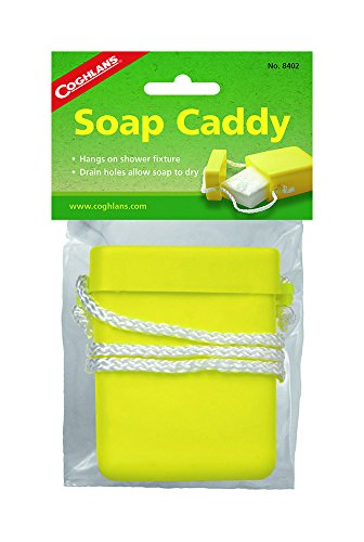 Coghlan's Soap Caddy (Best Soap For Camping)