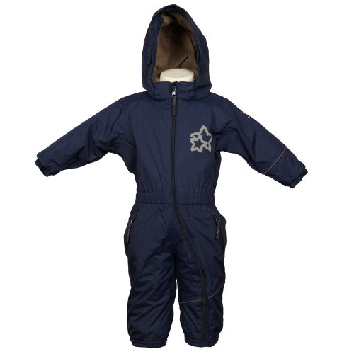 Rucanor Baby Boy's Blue Snow Suit