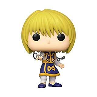 Funko Pop! Animation: Hunter x Hunter - Kurapika, Multicolor, 3.75 inches