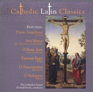 Catholic Latin Classics by GIA Publications