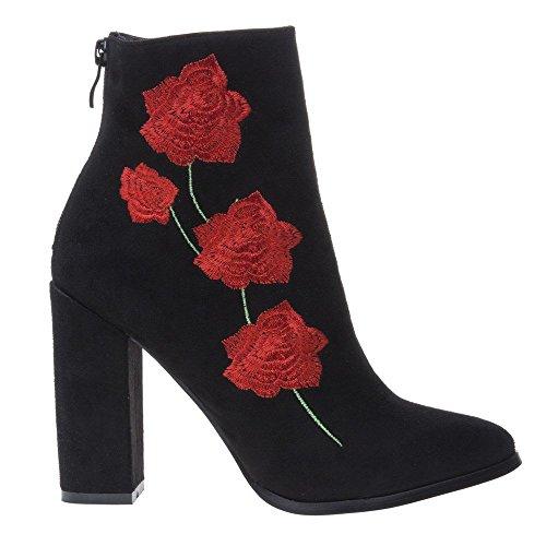 Femme Canter Femme Canter Solesister Noir Noir Boots Boots Solesister Solesister Canter 0814B4