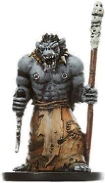 Blood War Orc Wizard # 56 D /& D Minis