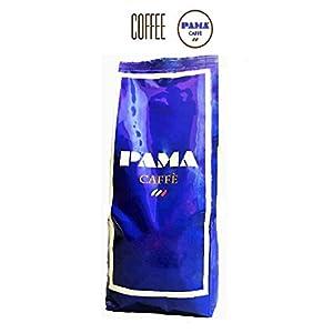 Pama caffè & M&M caffè (Nuovo Brand di caffè Pama). caffè in Grani Torrefatto, Miscela Decaffeinata Gran Crema - Sacco…