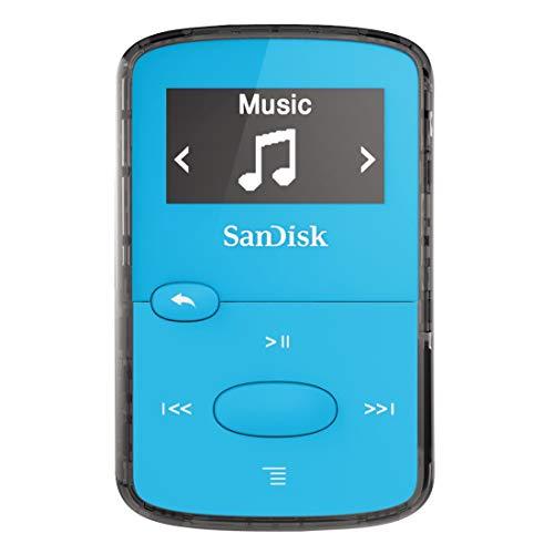 SanDisk 8GB Clip Jam MP3 Player