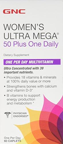 amazon   gnc mega men one daily   60 caplets health
