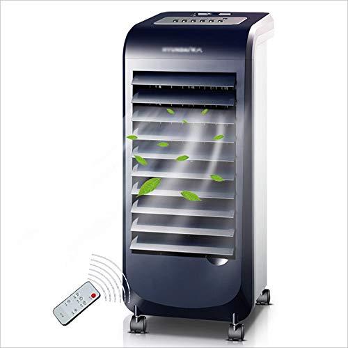 XI FAN Mobile Air Conditioner/fan, 70W/220V Portable Home Bedroom Office Cooler Intelligent Remote Control 29cm28cm70cm ()