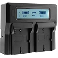Premium BP-511 BP-511A Battery Charger for Canon EOS 5D 10D 20D 20Da 30D 40D 50D 300D D30 D60 Rebel PowerShot G1 G2 G3 G5 G6 Pro 1 Pro 90 Pro 90 IS