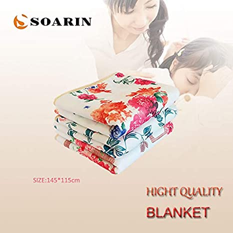 StrongLife Electric Blankets - Electric Heated Blanket 220v Body Warmer Mantitas Electricas 140x110cm Electric Carpet Electric