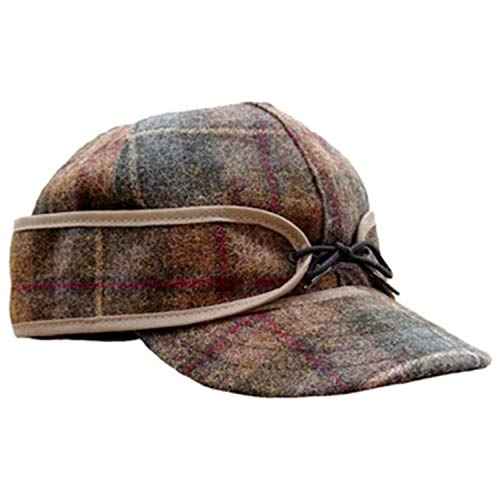 Stormy Kromer Men's Original Wool Cap,Brown,7.375 for $<!--$36.06-->