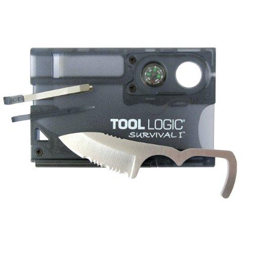 Brand New Sog Knife, Tool Logic, Survival Card W/