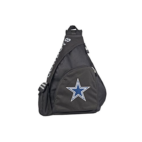 Officially Licensed NFL Dallas Cowboys Leadoff Slingbag