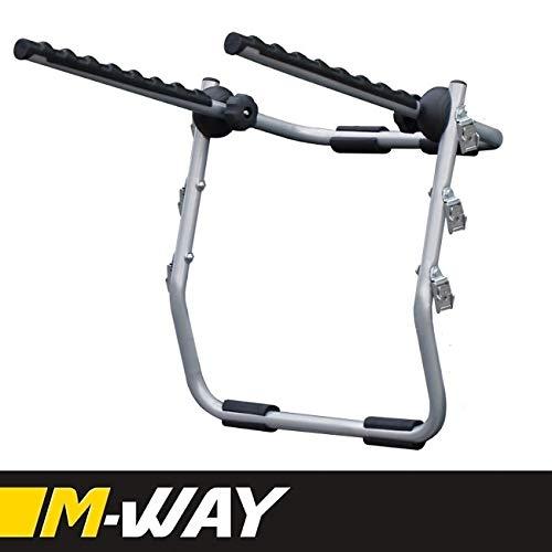 Peso Massimo 45KG. PORTABICI Posteriore Tomcat OMOLOGATO TUV GS per 3 Biciclette
