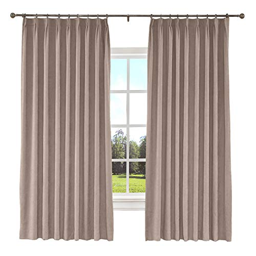 ChadMade Extra Long Curtains 72