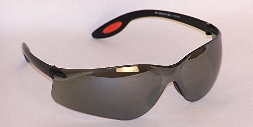 Aries S1014 ANSI Z87+ Mirrored Safety Sun Glasses Case of - Sunglasses Bearkat