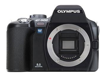 Amazon.com: Olympus Evolt E500 8 MP Digital SLR (Modelo ...