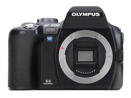 amazon com olympus evolt e500 8mp digital slr body only slr rh amazon com Olympus E500 Flash Olympus E500 Flash