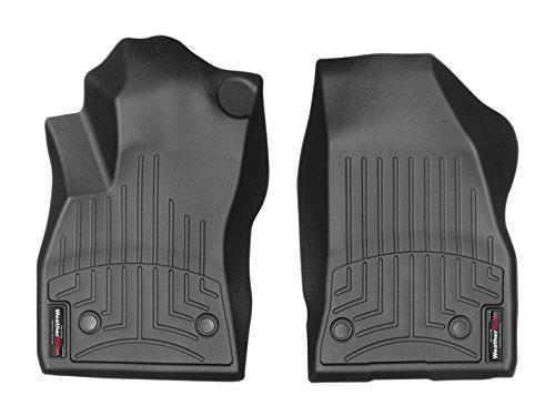2015-2016 Dodge Ram Promaster City ( Wagon Only) - Black (Front Set Only) -