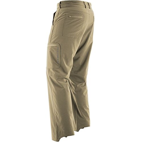 Huk H2000012KHKM Next Level Pants, Khaki, Medium