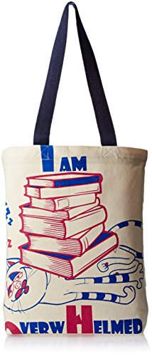Kanvas Katha Women's Tote Bag (Off-White) (KKCAMZAUG004)