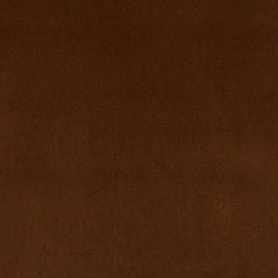 K0000M, de color bistre auténticas de terciopelo de algodón de la ...