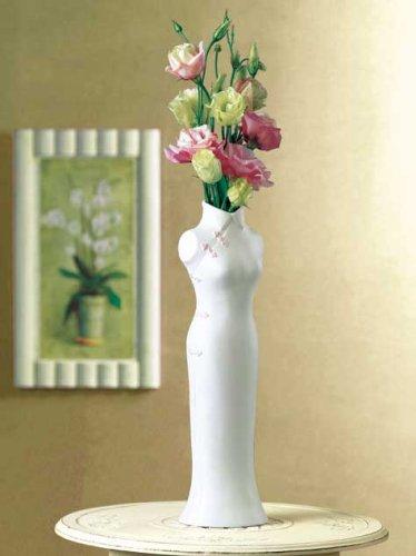 Lady Figural Vase - Style 37961