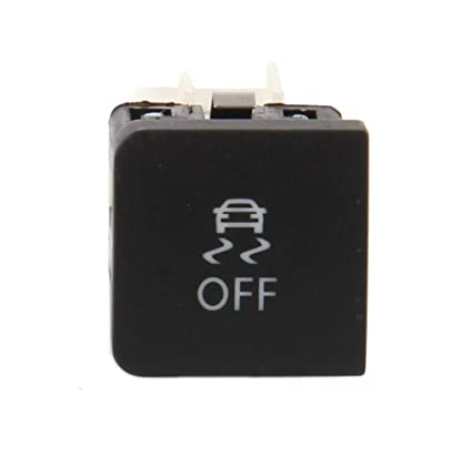 Amazon com: Amzparts ESP Traction Control Switch Button for
