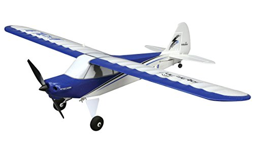 - HobbyZone Sport Cub S RTF RC Airplane with Safe Technology (6-CH 2.4GHz Transmitter Included), HBZ4400
