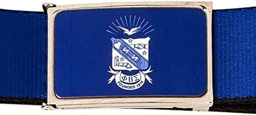 Phi Beta Sigma Web Belt Fraternity Greek Formal Sigma