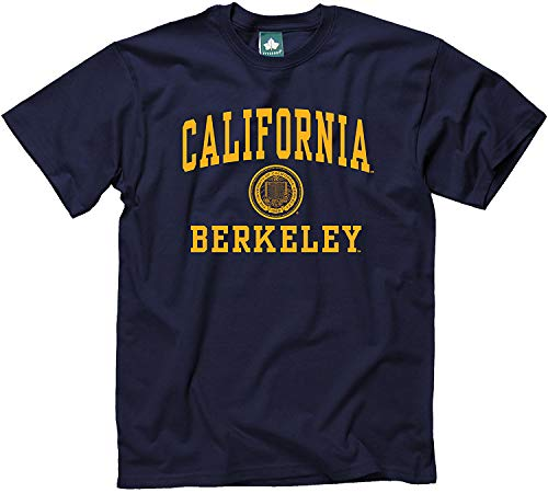 Ivysport California Berkeley Short-Sleeve T-Shirt, Legacy, Navy, Large