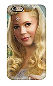 Hot 2417542K34157791 Ideal Case Cover For Iphone 6(oz The Great And Powerful Michelle Williams), Protective Stylish Case