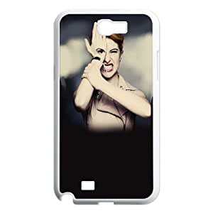 Paramore Samsung Galaxy N2 7100 Cell Phone Case White T4517291