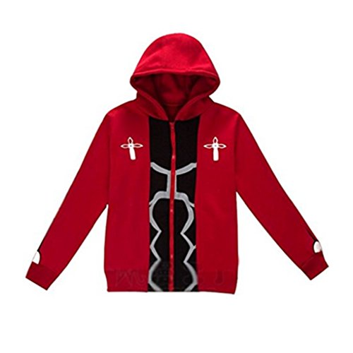 HOLRAN Fate/stay night zero UBW Red Archer cosplay costume hoodie (Asain Costume)