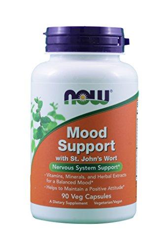 Mood Support Johns Wort Vegicaps