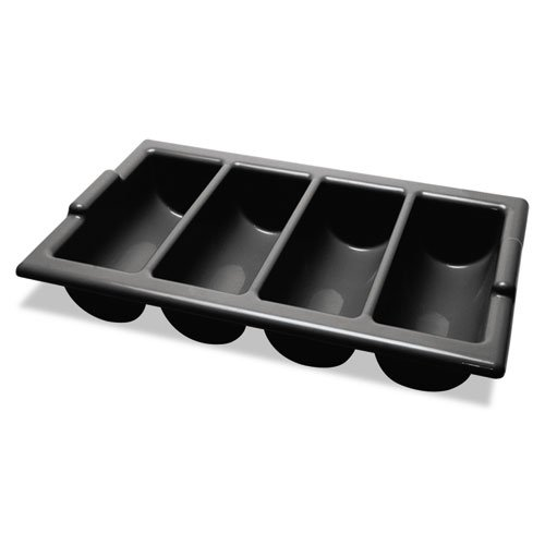 Tablecraft (1524B) 4 Compartment Flatware Holder