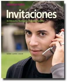 Invitaciones, 2nd Edition, Segunda Parte Student Edition with Supersite Code