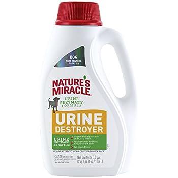 Amazon Com Nature S Miracle Urine Destroyer Formula