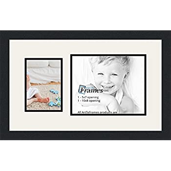 Amazon.com - ArtToFrames Double-Multimat-166-61/89-FRBW26079 Collage ...