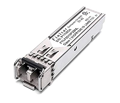Finisar FTLF8519P3BNL 1000BASE-SX 2.125Gb/s 850nm LC Connector SFP Transceiver