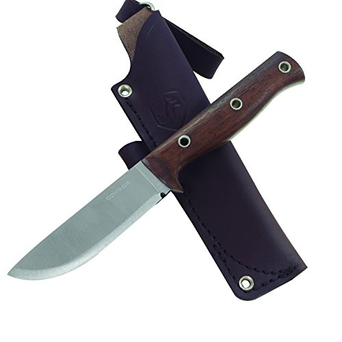 Condor-Tool-Knife-Swamp-Romper-4-12in-Blade-Walnut-Handle-with-Sheath