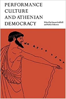 Book Performance Culture and Athenian Democracy
