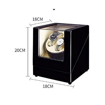 Watch Winder Dual Automatic Watch Winder Luxury Automatic Watch Display Case Automatic 2 Watch Winder Rotator