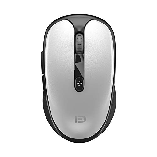 Lovescenario V5 Portable Wireless Gaming Mouse 3 Button Ultra Quiet 1600DPI Lightweight Gamer Laptop PC Computer Mouse ()