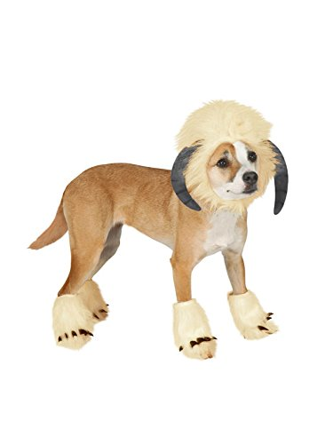 Rubie's Star Wars Classic Wampa Pet Costume, Large -