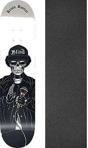 8f29b62997 Amazon.com : Blind Skateboards Kevin Romar Reaper Skateboard Deck ...