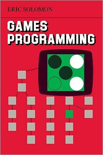 Book Games Programming